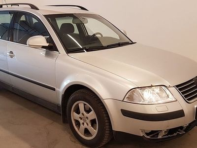 brugt VW Passat VARIANT OBS STARTAR INTE Auto 1.8 T TipTronic 150hk