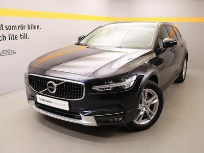 usado Volvo V90 CC D4 AWD Advanced SE, Navigation, on Call, Miljöklass Euro6d-TEMP