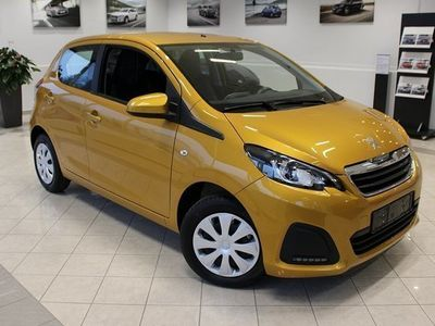 begagnad Peugeot 108 InBusiness 1,0 PureTech 5D 2017, Halvkombi 109 800 kr