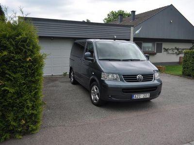 gebraucht VW Multivan