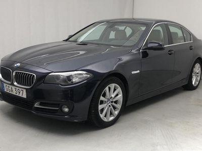 begagnad BMW 530 5-serien d xDrive Sedan, F10