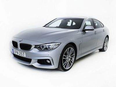 begagnad BMW 420 Gran Coupé d xDrive M-Sport Aut/Drag