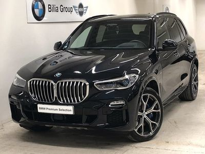 begagnad BMW X5 xDrive30d Aut M Sport Innovation | H&K | Navi | Drag | Kupévärma