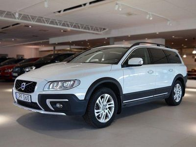 begagnad Volvo XC70 II D4 AWD Summum Business E