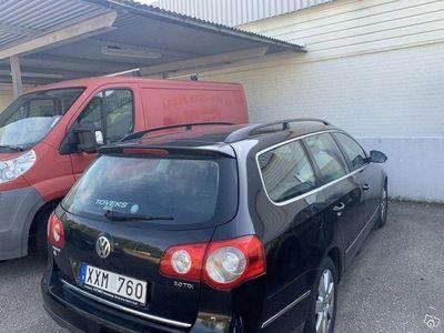 second-hand VW Passat 2.0tdi 6vxl knackar i motor