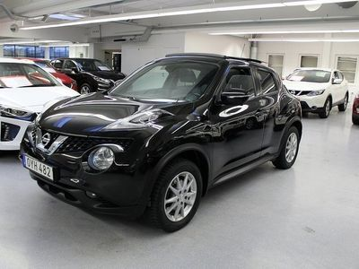 begagnad Nissan Juke 1.6 DIG-T 4x4 Euro 6 190hk /TEKNA / AUTO