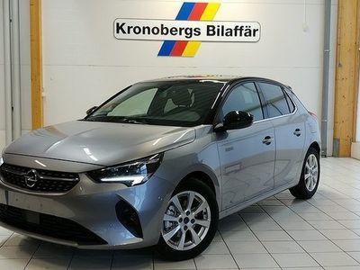 begagnad Opel Corsa Elegance 1.2T 100hk Automat Launchpack