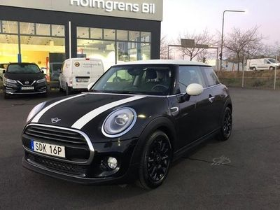 begagnad Mini Cooper Automat Visual Boost 2019, Halvkombi 199 900 kr