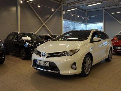 begagnad Toyota Auris Touring Sports 1.8 HYBRID TOU