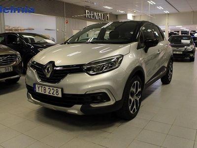begagnad Renault Captur PhII Energy TCe 90 Intens II