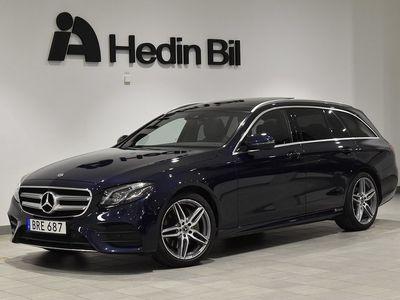 begagnad Mercedes E220 4MATIC AMG Sky 2 Års ny -18