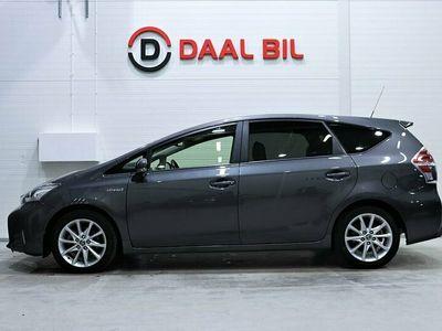 begagnad Toyota Prius+ Hybrid 1.8 VVT-I 7-SITS 136HK PANO NAVI DRAG
