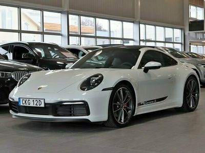 begagnad Porsche 911 Carrera 911 992 S PDK 2020, Sportkupé Pris 1 379 000 kr