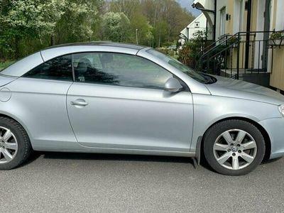 begagnad VW Eos 2,0 TFSI