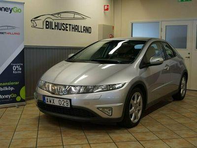 begagnad Honda Civic 5-dörrar 1.8 i-VTEC 140hk - 0% RÄNTA