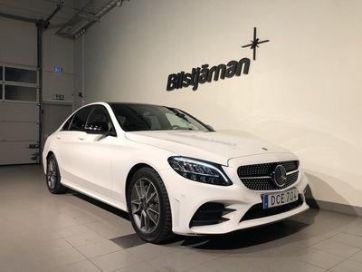 begagnad Mercedes 220 C-KLASSD Sedan Facelift / AMG