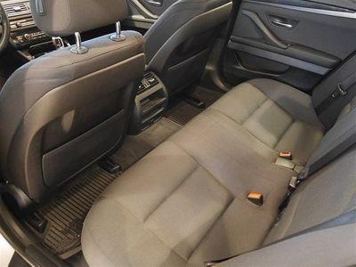 begagnad BMW 520 d COMFORTEDITION
