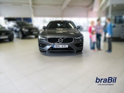 begagnad Volvo V60 T5 Momentum Advanced Edition 2019, Kombi 349 000 kr