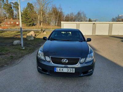 begagnad Lexus GS450H