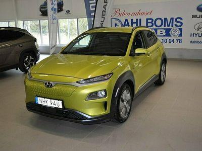 begagnad Hyundai Kona Electric 64 kWh Advanced