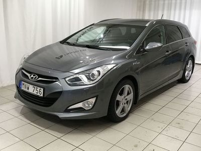 begagnad Hyundai i40 1.7 CRDi
