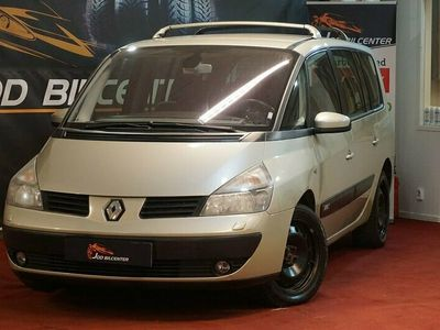 begagnad Renault Grand Espace 2.0 Turbo Automat Expression 7-sits163h