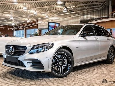 begagnad Mercedes C300 e // AMG Night Edition //