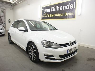 begagnad VW Golf 1.4 TSI BlueMotion Fullutrustad Drag Automat