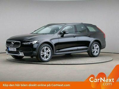 begagnad Volvo V90 CC D4 Awd Business Aut Voc Drag