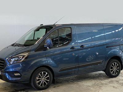 begagnad Ford Custom TourneoPlug-in Hybrid Skåp L1 120 Trend340 PHEV DEMO