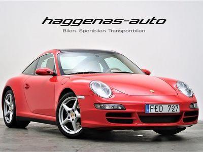 begagnad Porsche 911 Targa 4 997 / 325hk / 3049 mil