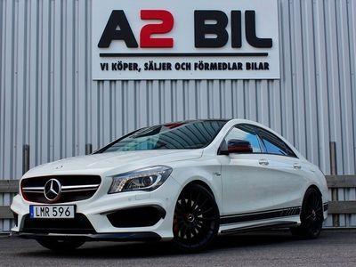 usata Mercedes CLA45 AMG Edition1 360hk Euro 6