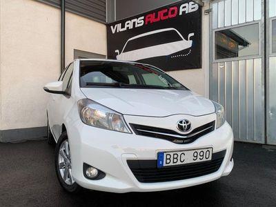 begagnad Toyota Yaris 5-dörrar 1.33 VVT-i 99hk
