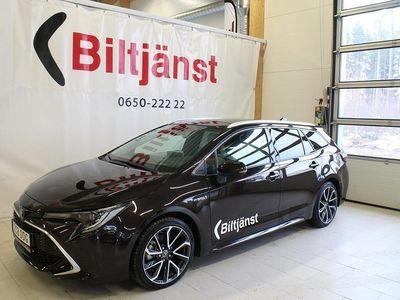 begagnad Toyota Corolla Touring Sports Hybrid 2.0 Euro 6 180hk Exklusive
