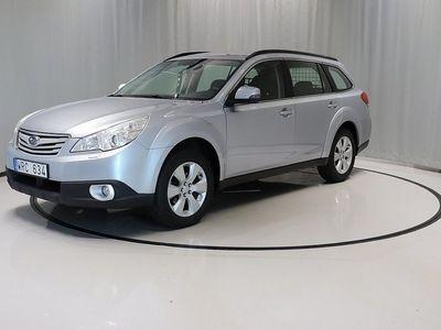 begagnad Subaru Outback 2.5 CVT Drag (167hk)