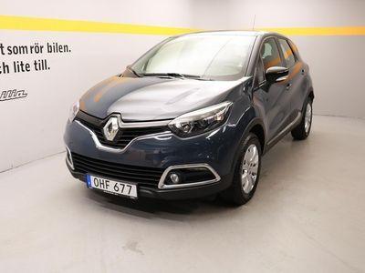 begagnad Renault Captur Energy TCe 90 Expression 5-d -17