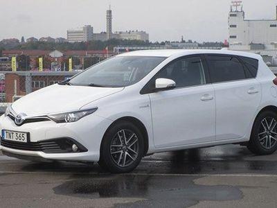 begagnad Toyota Auris 1.8 Hybrid HSD 5dr 2016, Halvkombi 142 500 kr