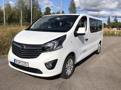 used Opel Vivaro 1.6 BITURBO (145hk)