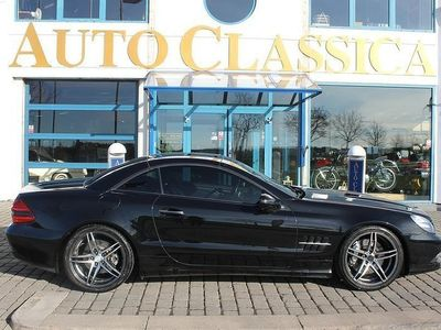 used Mercedes SL350 -10