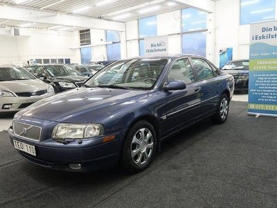 begagnad Volvo S80 2.4-CNG-Automat-Business-Drag