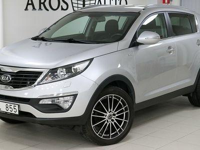 begagnad Kia Sportage 2,0 CRDi EX Komfort Dieselvärmare Dragkrok 2013, SUV 184 900 kr