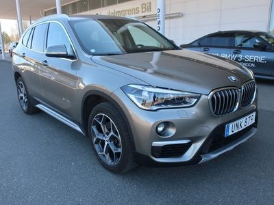 brugt BMW X1 xDrive18d / Dieselvärmare / X-Line / Drag