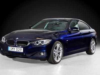 begagnad BMW 420 Gran Coupé d D Sport Line // Deal Days //
