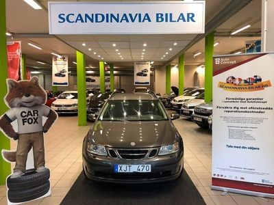 begagnad Saab 9-3 1,8T DRAG 10500 MIL SportCombi