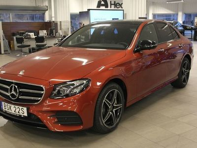 begagnad Mercedes 300 E-KLASSde Sedan