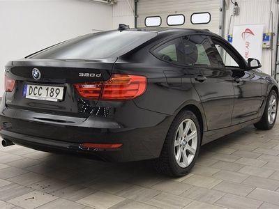 begagnad BMW 320 Gran Turismo d xDrive 184hk NYSERVAD / NAVI