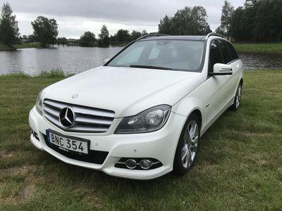 begagnad Mercedes C220 T CDI/Avantgarde/NAV/Drag