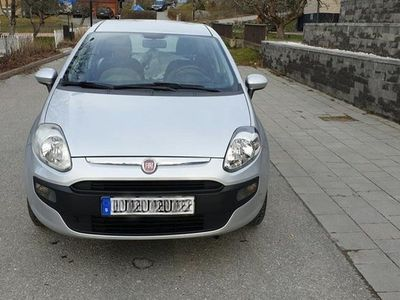 begagnad Fiat Punto 5-dörrar 1.4 Natural Power