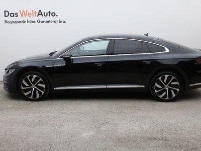 begagnad VW Arteon GT 2,0 TDI 190 DSG 4M R-Line Executive P-värma 2020, Sedan Pris 359 500 kr