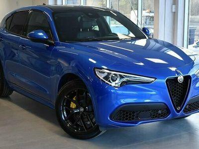 begagnad Alfa Romeo Stelvio Veloce 2.0 GME Automat AWD 2020, SUV Pris 548 900 kr